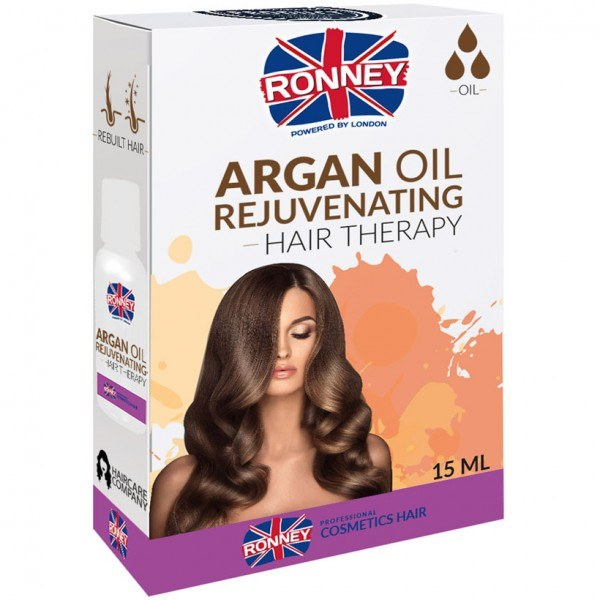 Ronney Professional Rejuvenating Effect Argan Haar Öl 15ml