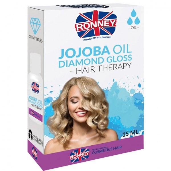 Ronney Professional Diamond Gloss Jojoba Haar Öl 15ml