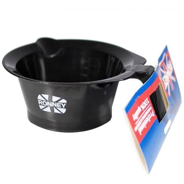 Ronney Professional Tinting Bowl With Rubber 260 ml