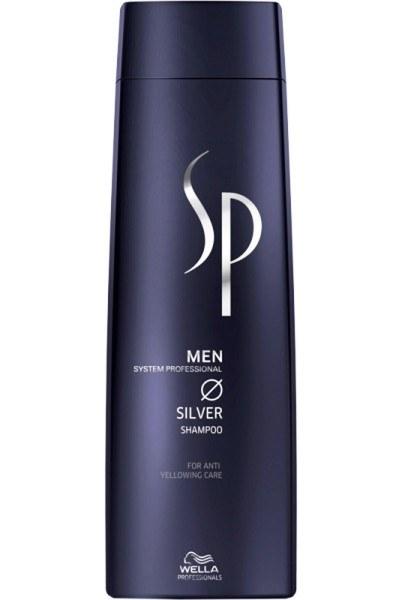 Wella SP Men Silver Shampoo