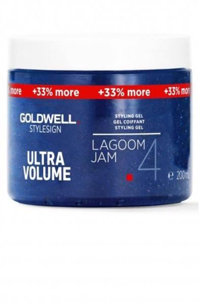 Goldwell Stylesign Ultra Volume Lagoom Jam Styling Gel
