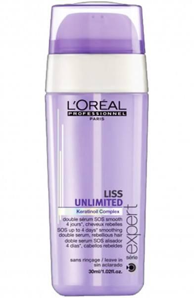 L'Oréal Professionnel Serie Expert Liss Unlimited Double Serum SOS