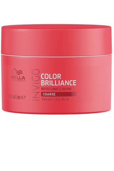 Wella Invigo Color Brilliance Mask Coarse