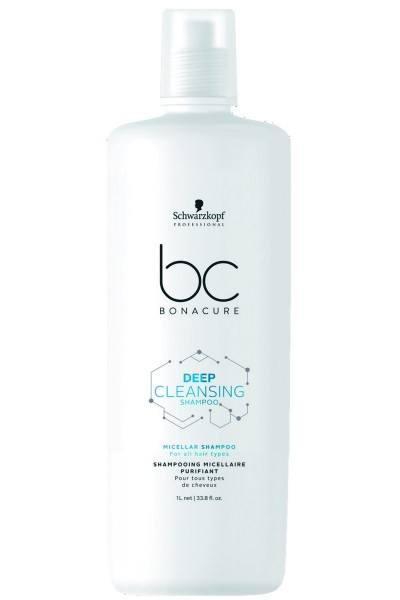 Schwarzkopf Professional BC Deep Cleansing Shampoo
