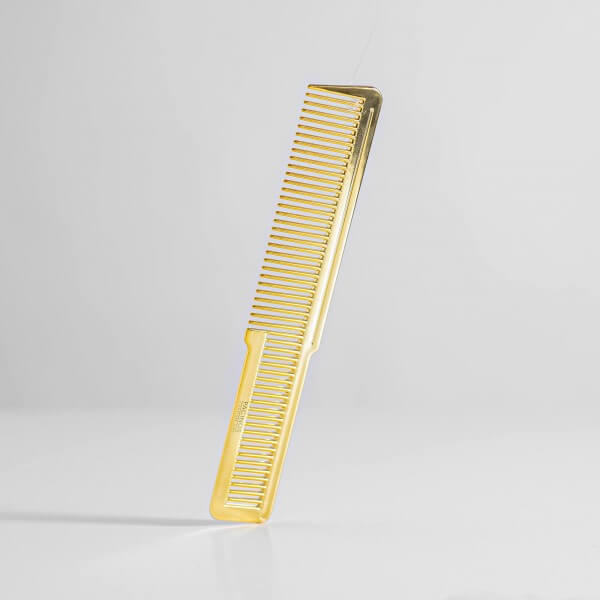 Pacinos Flat Guide Gold Comb - Kamm
