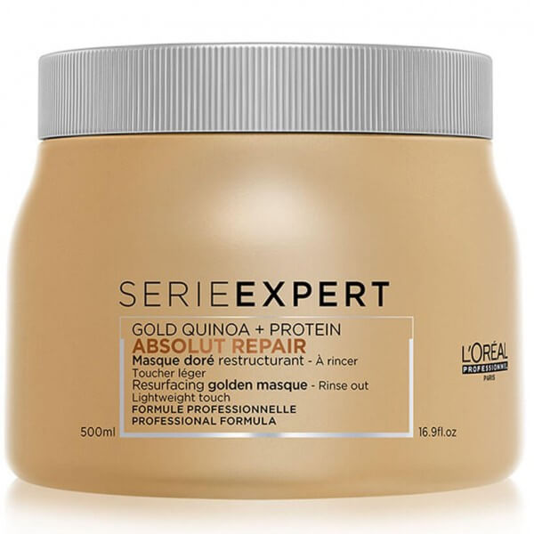 L'Oréal Professionnel Serie Expert Absolut Repair Gold Quinoa + Protein for Normal Hairs Masque