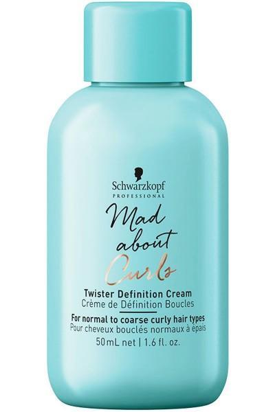 Schwarzkopf Professional Mad About Curls Twister Definition Cream