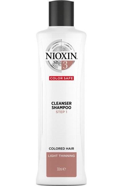 Wella Nioxin Cleanser Shampoo System 3