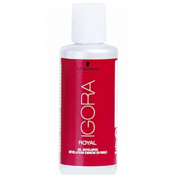 Schwarzkopf Professional Igora Royal, Entwickler, Oxidant