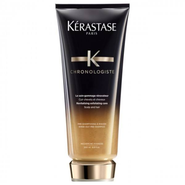 Kerastase Chronologiste Pre-Shampoo Revitalizing Exfoliating Care - Scalp and Hair (Rinse-Out) 200 ml