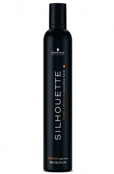 Schwarzkopf Professional Silhouette Super Hold Mousse