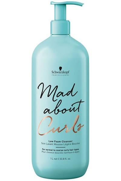 Schwarzkopf Professional Mad About Curls Low Foam Cleanser