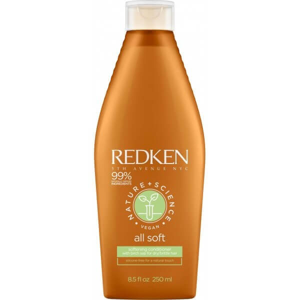 Redken Nature + Science All Soft Schampo