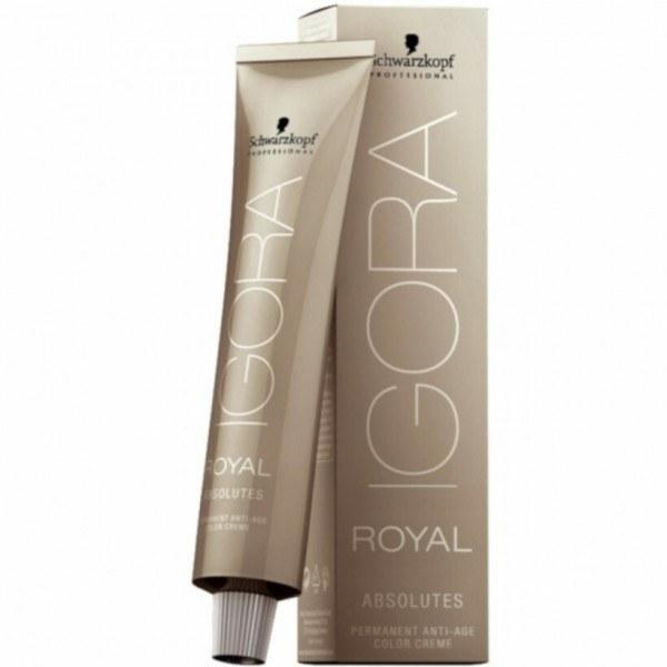 Schwarzkopf Igora Royal Absolutes Haarfarbe 60ml