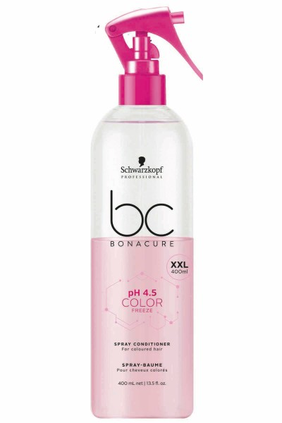 Schwarzkopf Professional BC pH 4.5 Color Freeze Spray Conditioner