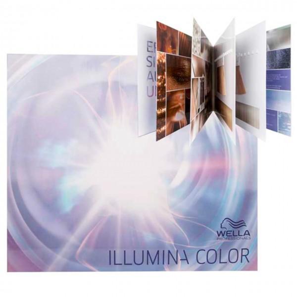 Wella Illumina Color Farbkarte
