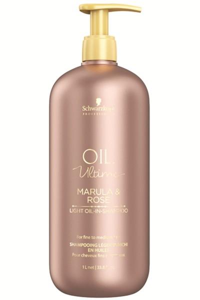 Schwarzkopf Professional Oil Ultime Light Oil-In Shampoo