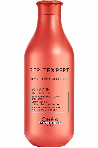 Loreal Serie Expert B6 + Biotin Inforcer Shampoo 300ml