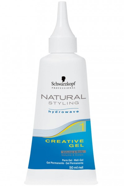 Schwarzkopf Professional Natural Styling Creative Gel 1
