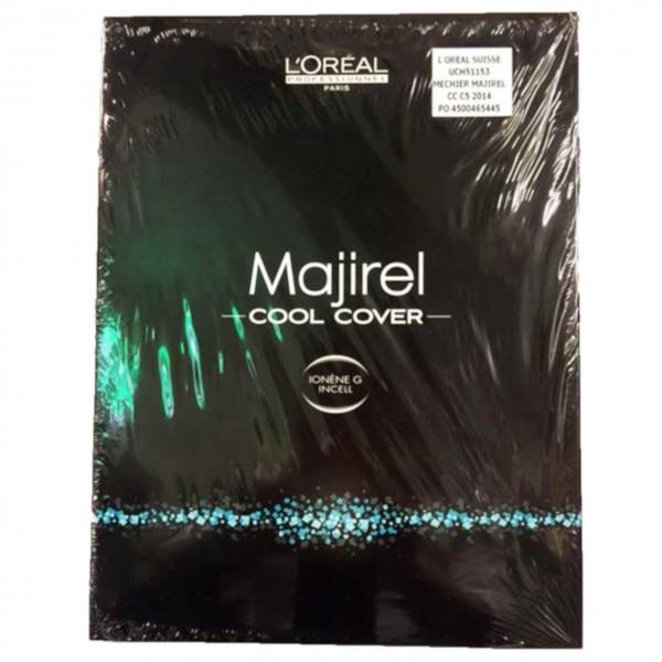 Loreal Majirel Cool Cover Farbkarte CC C5 2014