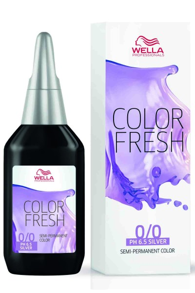 Wella Color Fresh Silver Tönungsliquid