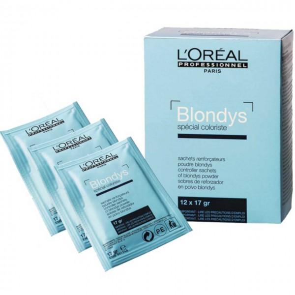 Loreal Blondys Bleach Sachets Boxed