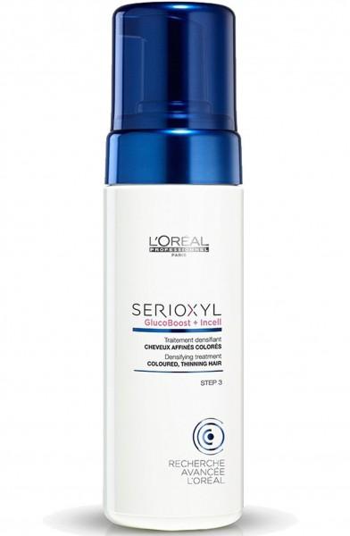L'Oréal Professionnel Serioxyl Densifying Mousse Für Coloriertes Haar