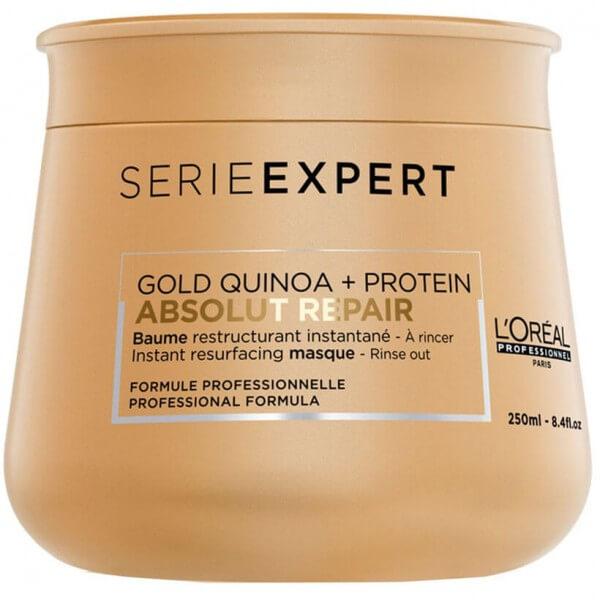 L'Oréal Professionnel Serie Expert Absolut Repair Gold Quinoa Protein fur Kraftiges Haar Masque 250ml