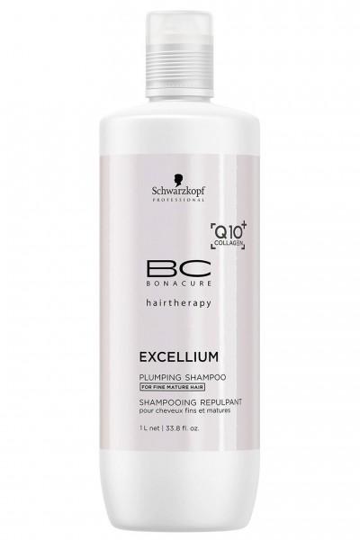 Schwarzkopf Professional BC Excellium Plumping Shampoo 1000ml