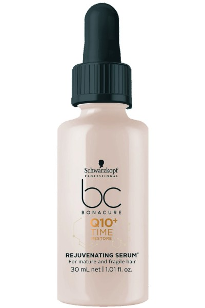 Schwarzkopf Professional BC Q10+ Time Restore Rejuvenating Serum