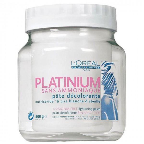 Loreal Platinium Blondierpaste Ohne Ammoniak