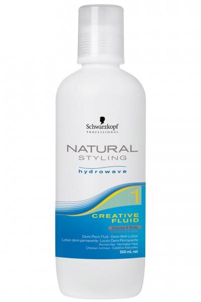 Schwarzkopf Professional Natural Styling Creative Fluid 1