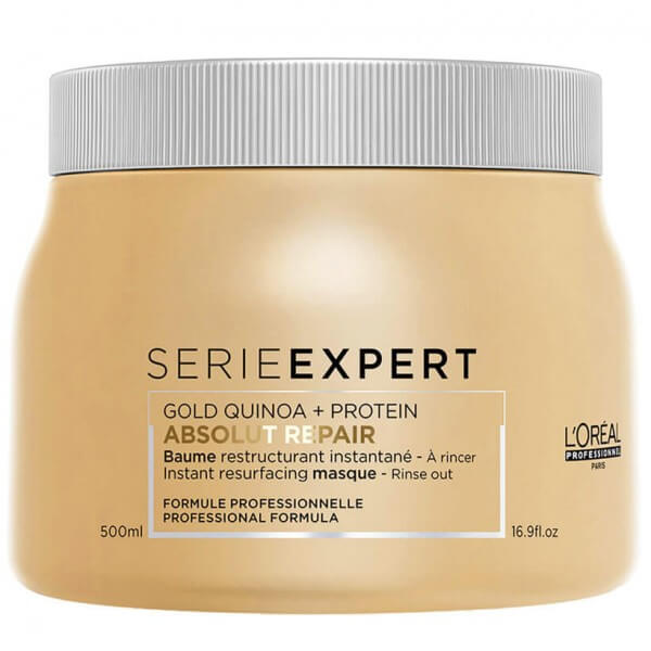 L'Oréal Professionnel Serie Expert Absolut Repair Gold Quinoa Protein fur Kraftiges Haar Masque