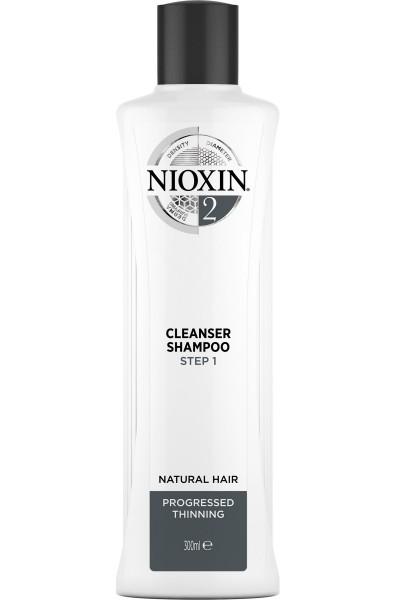 Wella Nioxin Cleanser Shampoo System 2