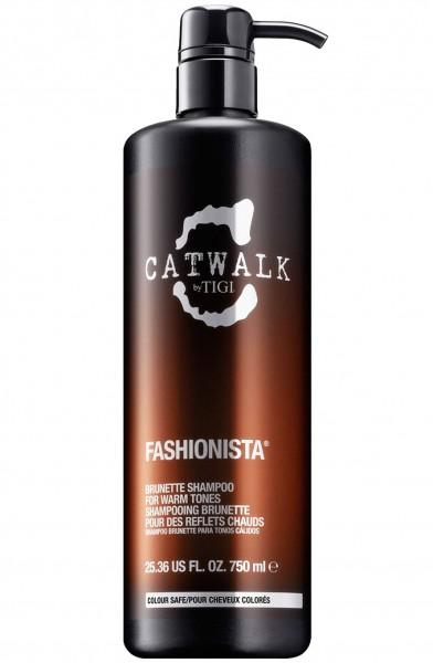 Tigi Catwalk Fashionista Brunette Shampoo