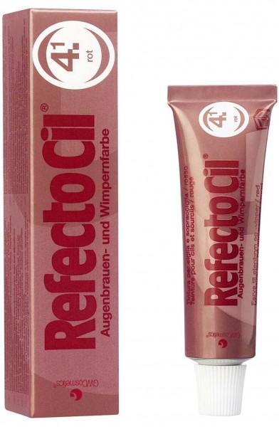 Refectocil Augenbrauen Und Wimpernfarbe 4.1 Rot