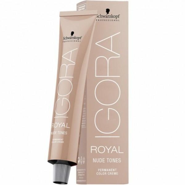 Schwarzkopf Igora Royal Nude Tones Haarfarbe