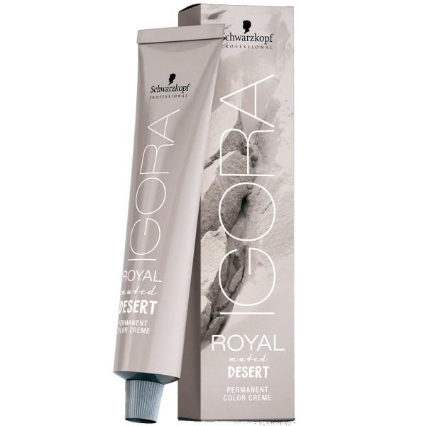 Schwarzkopf Igora Royal Muted Desert Haarfarben 60ml