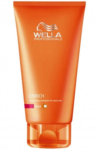 Wella Enrich Feuchtigkeitsspendender Conditioner (Kräftiges Haar)
