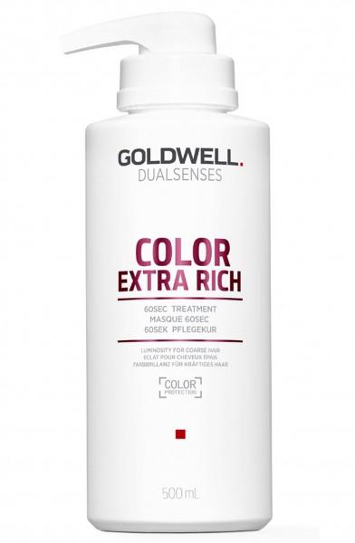 Goldwell Dualsenses Color Extra Rich 60 Sec Treatment