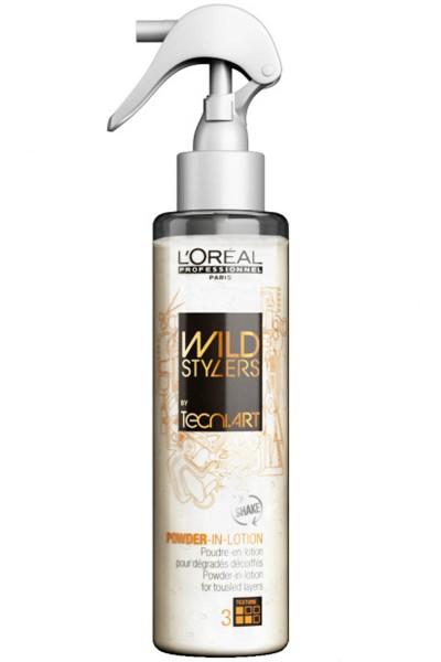L'Oréal Professionnel Tecni.Art Wild Stylers Powder-In-Lotion Force 3
