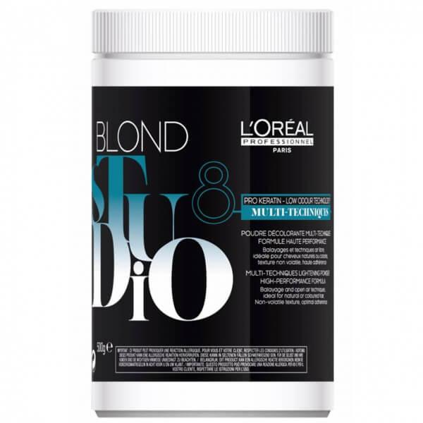 L'Oréal Professionnel Blond Studio Multi Techniques Powder