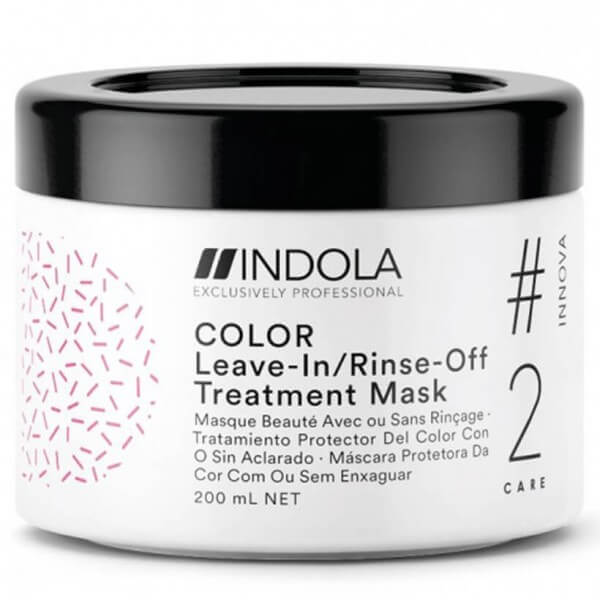 Indola Color Leave In Rinse Off Treatment Mask