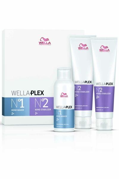 Wella Wellaplex Travel Kit No. 1 & 2