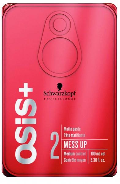 Schwarzkopf Professional Osis Texture Mess Up Paste