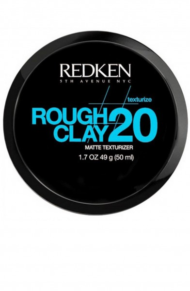 Redken Rough Clay 20 Matte Texturizer