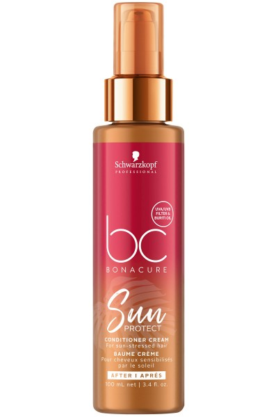 Schwarzkopf BC Sun Conditioner Cream 100ml