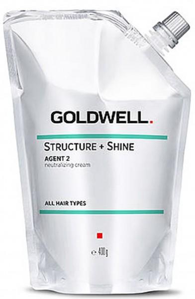 Goldwell Structure + Shine Agent 2 Neutralizing Cream