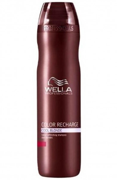 Wella Color Recharge Shampoo Cool Blonde