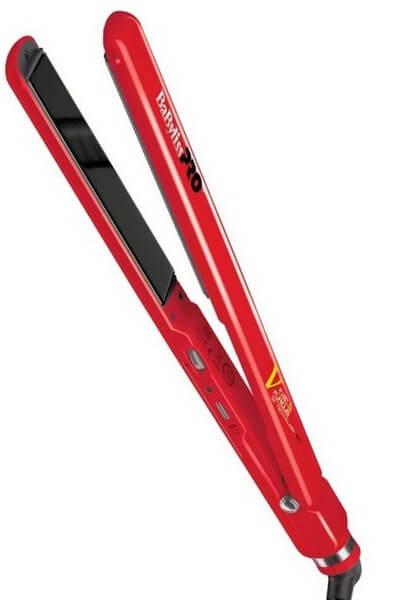 Babyliss Pro BAB2072EPRE Sleek Expert 24 mm Rot Glätteisen (Haarglätter)